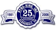 Sponsored by Dyna King - Bindest�cke